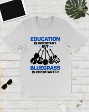 BLUEGRASS IMPORTANTER Classic T-Shirt lifestyle-mens-crewneck-front-17