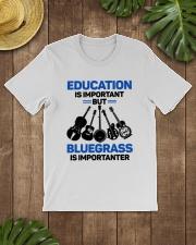 BLUEGRASS IMPORTANTER Classic T-Shirt lifestyle-mens-crewneck-front-18