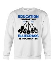 BLUEGRASS IMPORTANTER Crewneck Sweatshirt thumbnail