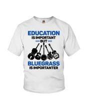BLUEGRASS IMPORTANTER Youth T-Shirt thumbnail