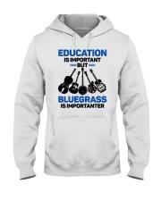BLUEGRASS IMPORTANTER Hooded Sweatshirt thumbnail