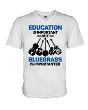 BLUEGRASS IMPORTANTER V-Neck T-Shirt thumbnail