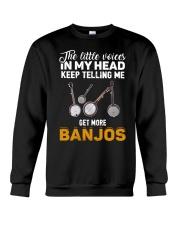 TELLING ME BANJOS Crewneck Sweatshirt thumbnail