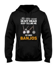TELLING ME BANJOS Hooded Sweatshirt thumbnail