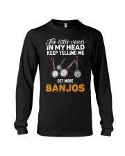 TELLING ME BANJOS Long Sleeve Tee thumbnail