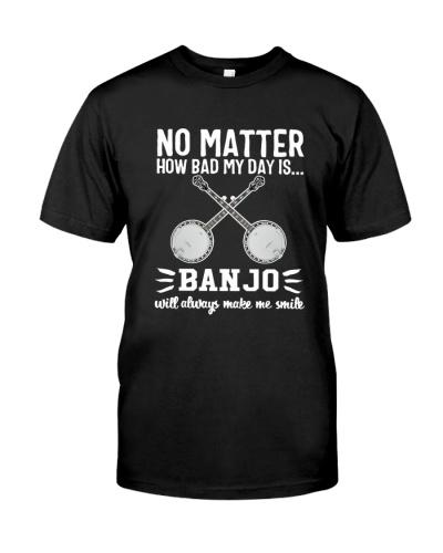 NO MATTER BANJO