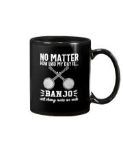 NO MATTER BANJO Mug thumbnail