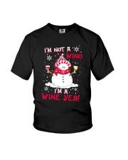 WINO WINE YES Youth T-Shirt thumbnail