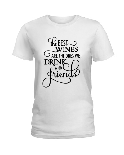 WINE DRINK FRIENDS