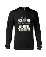 SOFTBALL TWO DAUGHTER Long Sleeve Tee thumbnail