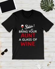 AUNT WINE Classic T-Shirt lifestyle-mens-crewneck-front-17