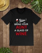 AUNT WINE Classic T-Shirt lifestyle-mens-crewneck-front-18