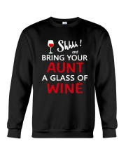 AUNT WINE Crewneck Sweatshirt tile