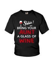 AUNT WINE Youth T-Shirt thumbnail