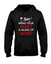 AUNT WINE Hooded Sweatshirt thumbnail