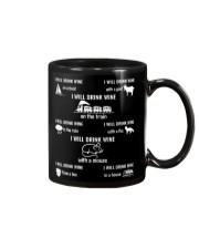 WINE EVERYWHERE Mug thumbnail
