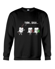 TURN BACK CAMPING Crewneck Sweatshirt thumbnail
