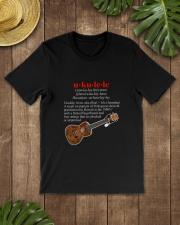 UKULELE NOUN Classic T-Shirt lifestyle-mens-crewneck-front-18