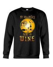 BROOMSTICK WINE Crewneck Sweatshirt thumbnail