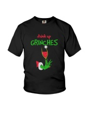 DRINK GRINCHES Youth T-Shirt thumbnail
