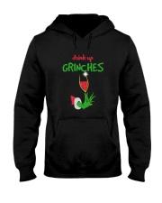 DRINK GRINCHES Hooded Sweatshirt thumbnail