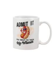 CAMPING MY WIENER Mug thumbnail