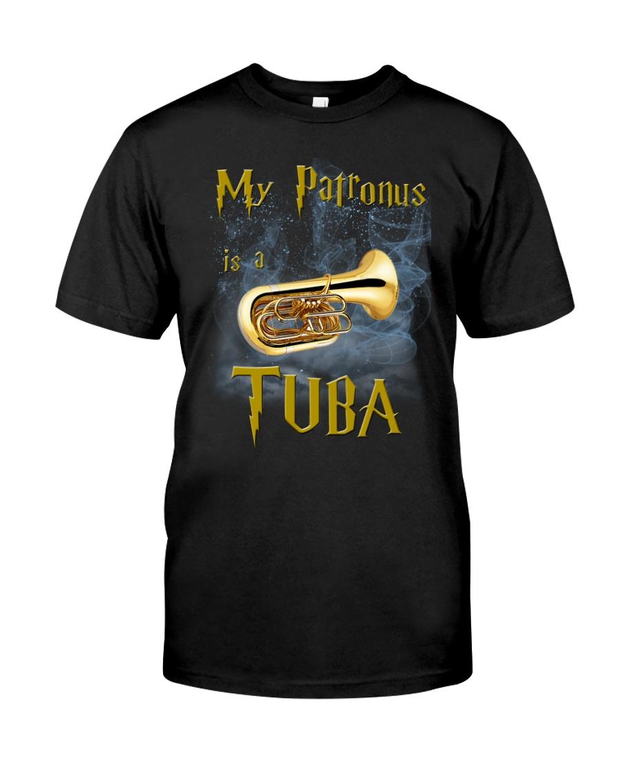 MY PATRONUS IS A TUBA Classic T-Shirt
