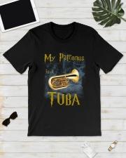 MY PATRONUS IS A TUBA Classic T-Shirt lifestyle-mens-crewneck-front-17