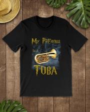 MY PATRONUS IS A TUBA Classic T-Shirt lifestyle-mens-crewneck-front-18