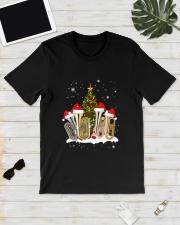 TREE CHRISTMAS TUBA Classic T-Shirt lifestyle-mens-crewneck-front-17