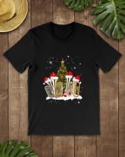 TREE CHRISTMAS TUBA Classic T-Shirt lifestyle-mens-crewneck-front-18