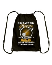 SAME THING BANJO Drawstring Bag thumbnail