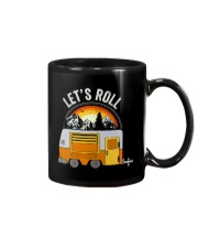 CAMPING LET ROLL Mug tile