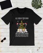 ALL NEED BANJO Classic T-Shirt lifestyle-mens-crewneck-front-17