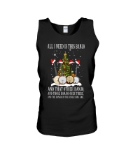 ALL NEED BANJO Unisex Tank thumbnail