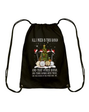 ALL NEED BANJO Drawstring Bag thumbnail