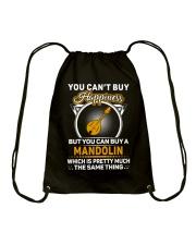 HAPPINESS MANDOLIN Drawstring Bag thumbnail