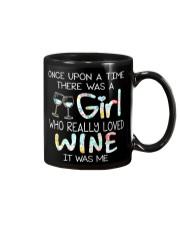 GIRL LOVE WINE Mug thumbnail