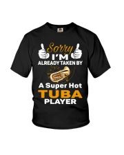 SUPER HOT TUBA Youth T-Shirt thumbnail