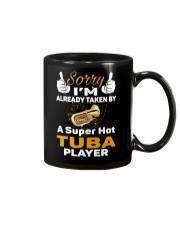 SUPER HOT TUBA Mug thumbnail