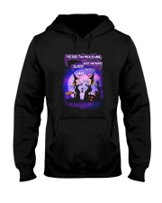JUST ONE MORE WINE Hooded Sweatshirt thumbnail