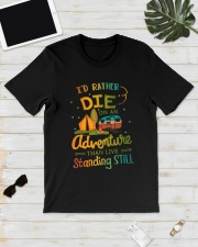 CAMPING ADVENTURE Classic T-Shirt lifestyle-mens-crewneck-front-17
