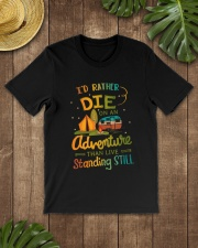CAMPING ADVENTURE Classic T-Shirt lifestyle-mens-crewneck-front-18