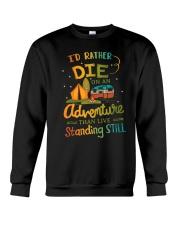 CAMPING ADVENTURE Crewneck Sweatshirt thumbnail