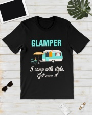 GLAMPER CAMPING Classic T-Shirt lifestyle-mens-crewneck-front-17