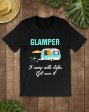 GLAMPER CAMPING Classic T-Shirt lifestyle-mens-crewneck-front-18