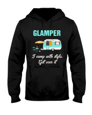 GLAMPER CAMPING Hooded Sweatshirt thumbnail