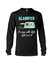 GLAMPER CAMPING Long Sleeve Tee thumbnail