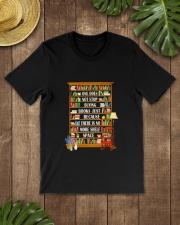 BOOK SPACE Classic T-Shirt lifestyle-mens-crewneck-front-18