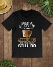 SOME OF US ACCORDION Classic T-Shirt lifestyle-mens-crewneck-front-18